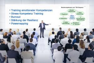 Training emotionaler Kompetenzen für Firmen